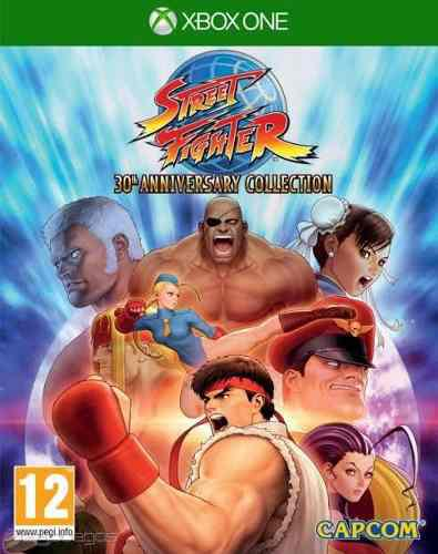 Street fighter xbox one online