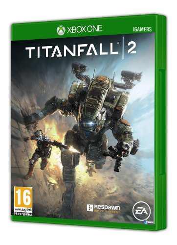 Titanfall 2 xbox one nuevo y sellado solo en igamers