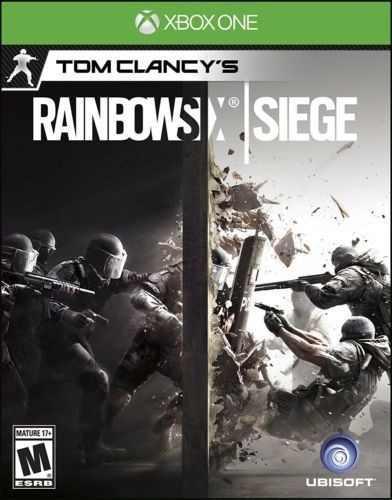 Tom clancy´s rainbow six siege - xbox one - seminuevo