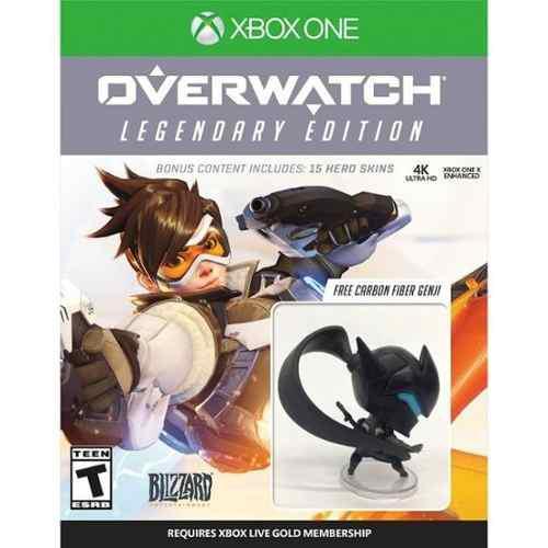 Videojuego overwatch: legendary edition, xbox on - nuevo