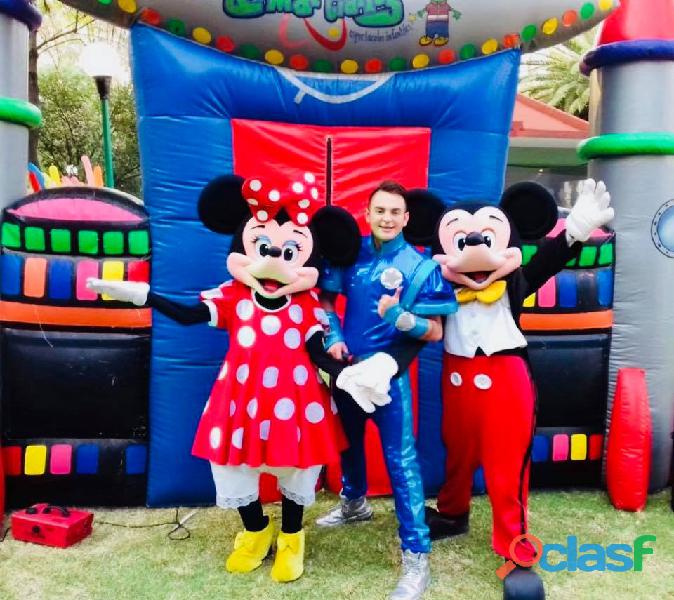 ¡super show de mickey y mimi muse!