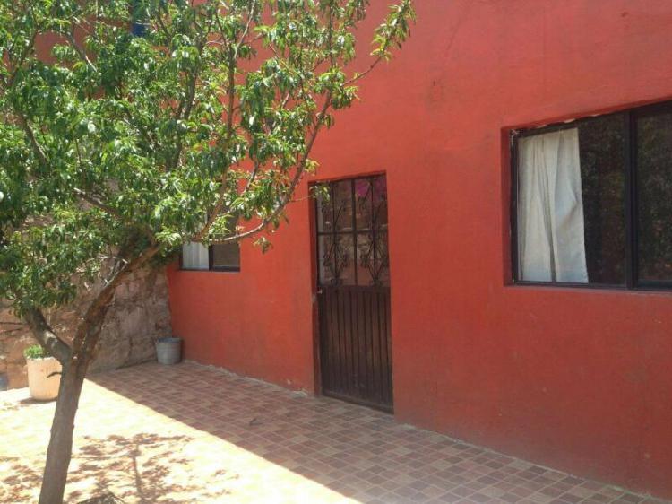 Casa pequena en renta en balcones de guanajuato