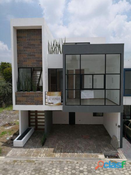 Casa en venta puebla