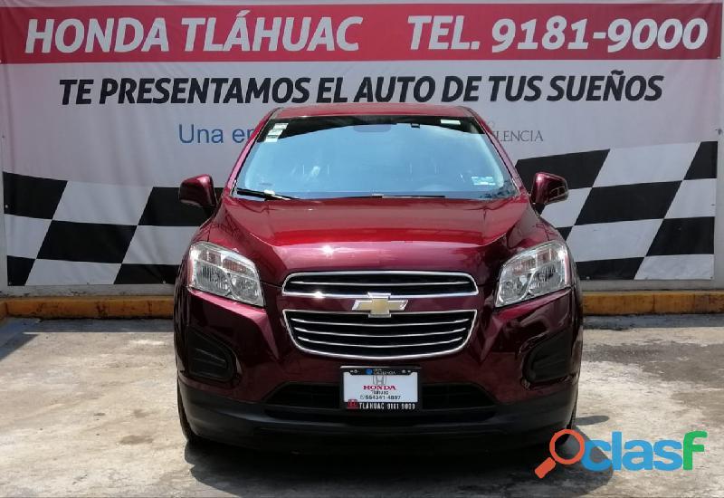 Chevrolet trax ls 2016 t/m