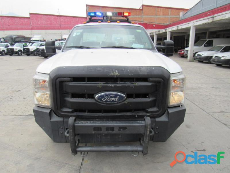 Ford f350 super duty 2014 (08 gruas)