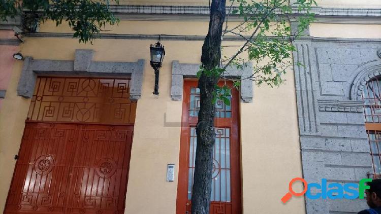 Departamento en venta o renta de 84 m2 col buenavista, alcaldía cuauhtémoc ciudad de méxico