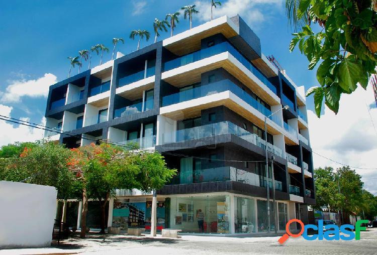Departamento en venta en Playa del Carmen.