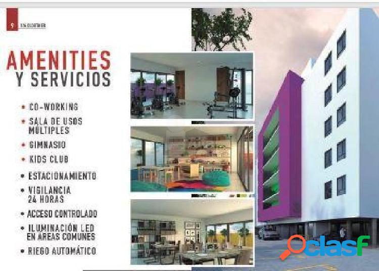 Departamento en venta en Garita de Jalisco, San Luis Potosí, San Luis Potosí