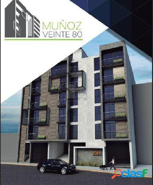 Departamento en venta en Muñoz, San Luis Potosí, San Luis Potosí