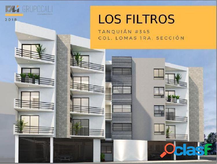 Departamento en venta en Lomas 1a Secc, San Luis Potosí, San Luis Potosí