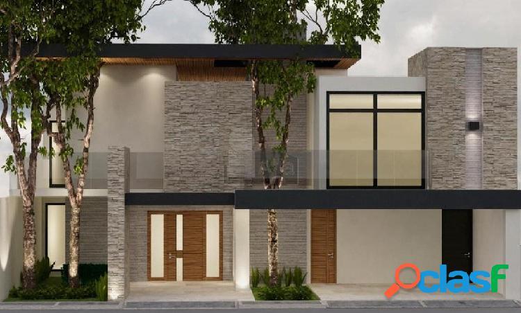 Casa sola en venta en residencial chipinque 3 sector, san pedro garza garcía, nuevo león