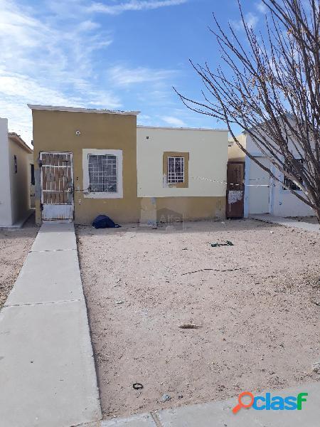 Casa en venta ciudad juárez chihuahua fraccionamiento senderos de san isidro.