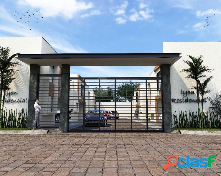 Ocho Casas Nuevas en Fraccionamiento privado en San Pedro Cholula, Pue.
