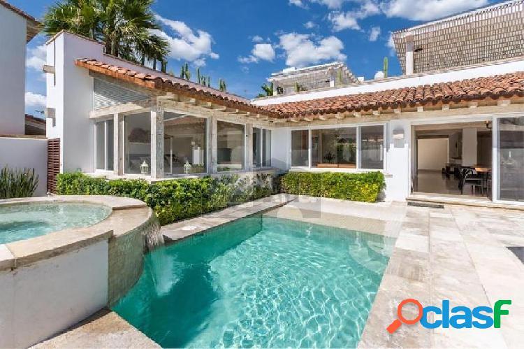 Casa en venta en san miguel allende club residencial hípico