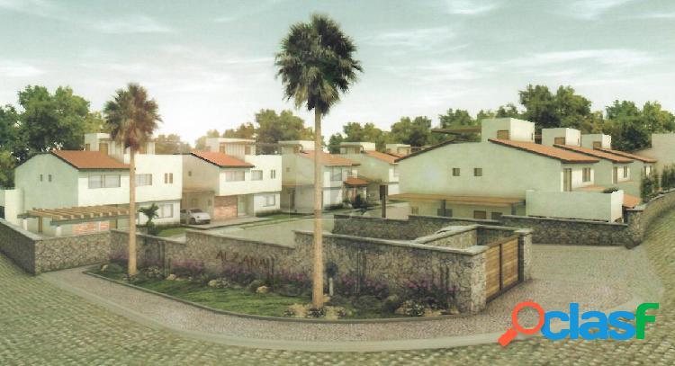 Casa en condominio en venta en balvanera polo y country club, corregidora, querétaro