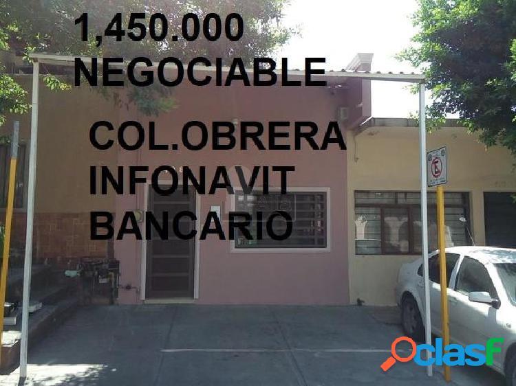 Casa sola en venta en Centro, Monterrey, Nuevo León