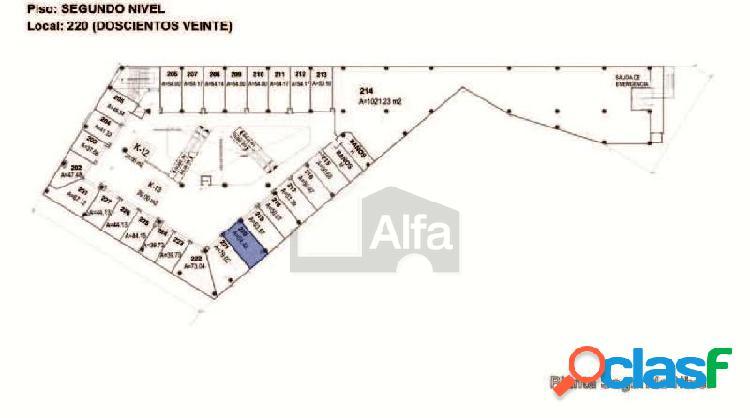 Local Comercial en Venta o Renta en la nueva Plaza Platino Center, Col. el Mirador. Puebla, Puebla 1