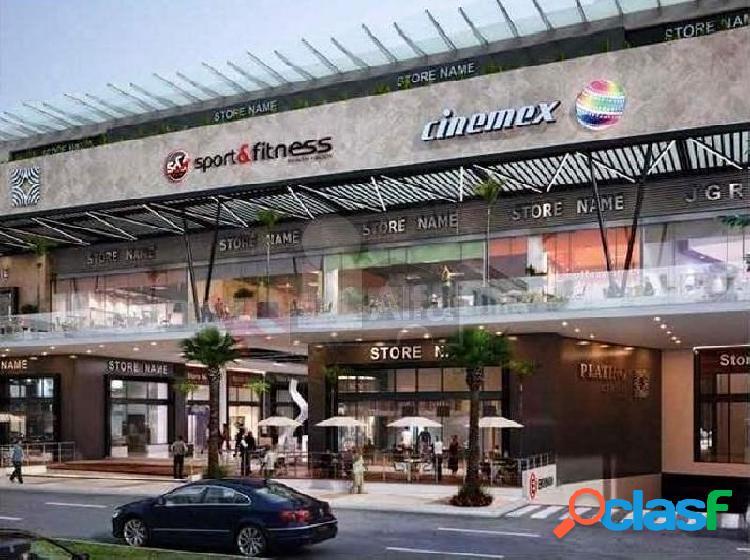 Local Comercial en Venta o Renta en la nueva Plaza Platino Center, Col. el Mirador. Puebla, Puebla 2