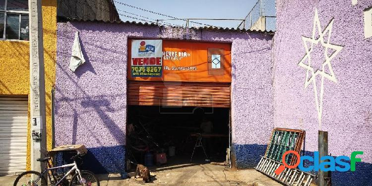 Local comercial en venta, citlalli iztapalapa, local en venta con un total 54 m2