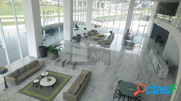 Oficina en Renta Centro Sur en Nuevo Corporativo de 26 niveles. 1