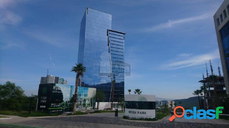 Oficina en renta en centro sur de 115 m2 en nuevo corporativo.