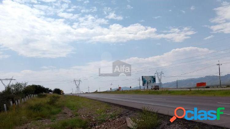 Terreno en venta en chihuahua carretera a delicias