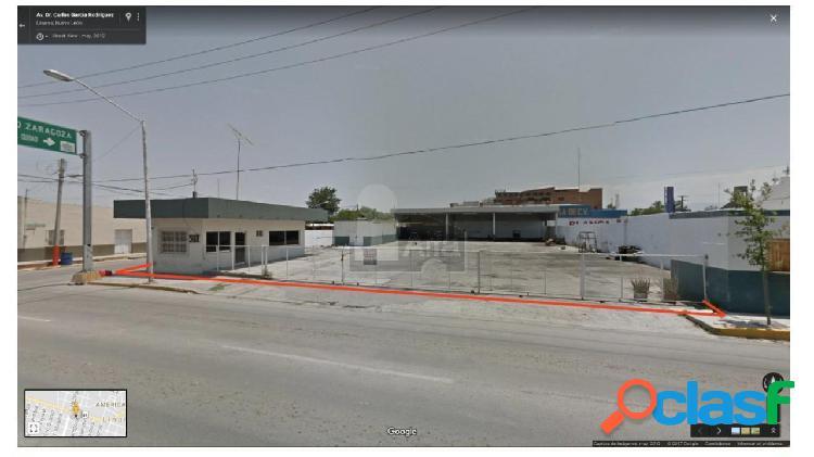 Terreno en Centro de Linares NL Oportunidad