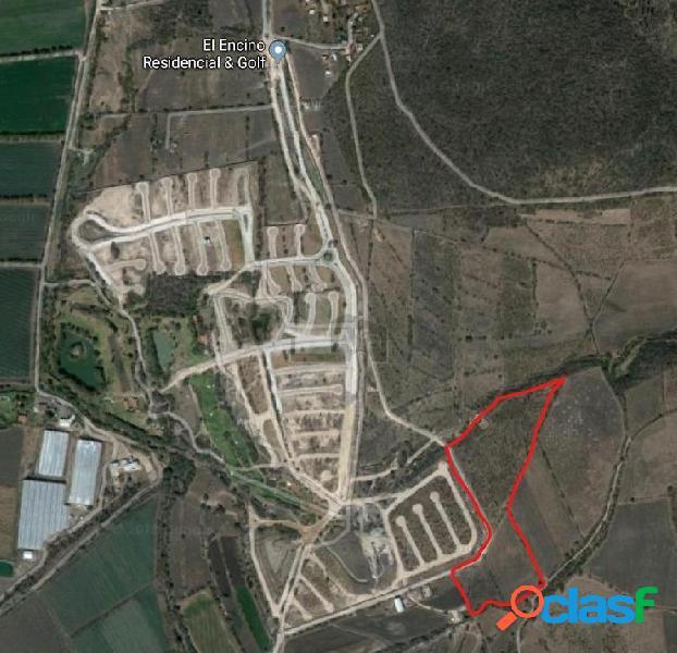 5.4 hectáreas pegadas a el encino residencial & golf, en el municipio de huimilpan querétaro