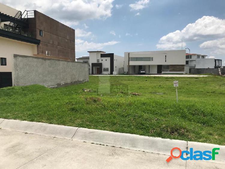 Terrenos residenciales en venta en hacienda san antonio metepec / estado de méxico