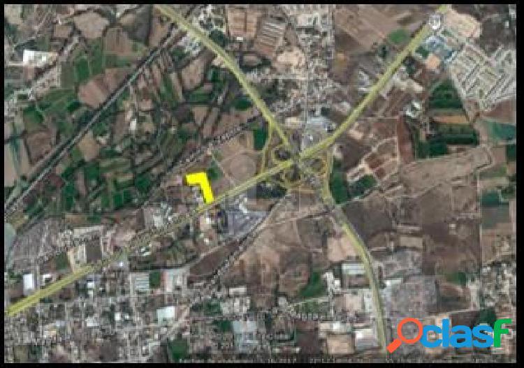 Terreno industrial en venta en 16 de septiembre, soledad de graciano sánchez, san luis potosí