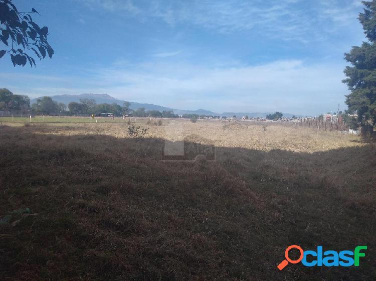 Terreno urbano en venta en barrio de gpe. san mateo atenco, méx. precio de oferta para diciembre