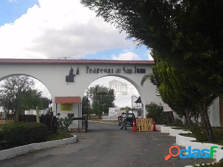Terreno campestre en Venta, Pedregal de San Juan en San Francisco del Rincón, Guanajuato