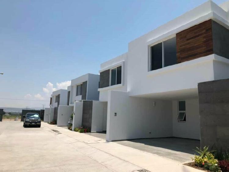 Casa en renta al norte alexa residencial totalmente nueva