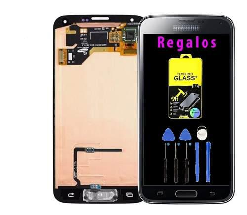 Display pantalla + touch samsung galaxy s5 g900 + regalos