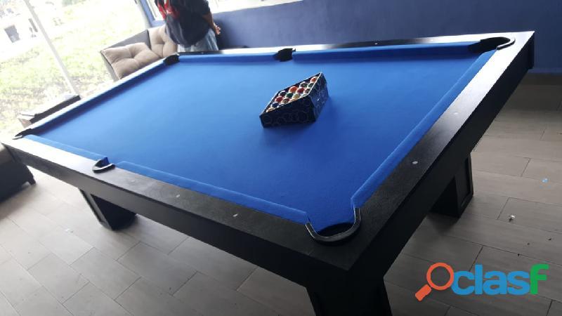 Mesas pool de billar
