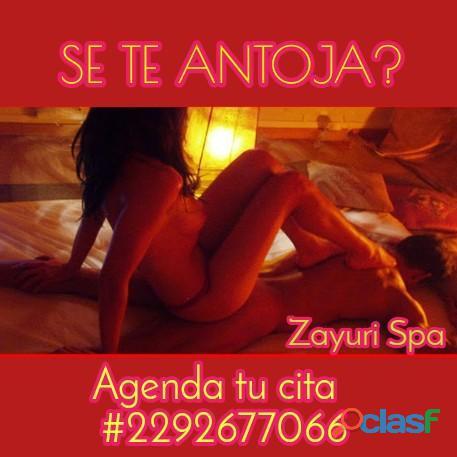 Zayuri Spa, La esencia del placer, servicios Eroticos para caballeros....