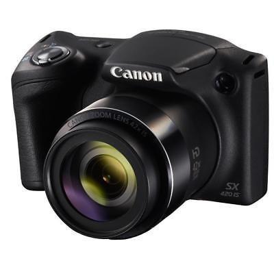 Canon powershot sx420 es digital punto disparar cámara,