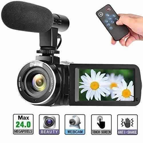 Cámara De Vídeo Digital, Cámara Digital Full Hd 1080p