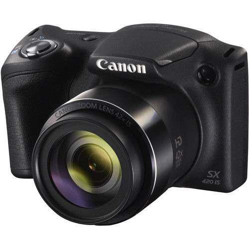 Cámara digital canon powershot sx420 ls - negro