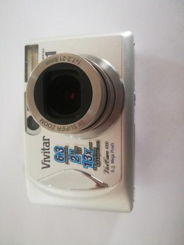 Cámara fotografía digital vivitar vivicam mod 4000 +