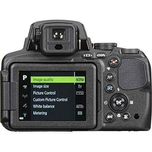 Cámaras digitales de apuntar y disparar p900