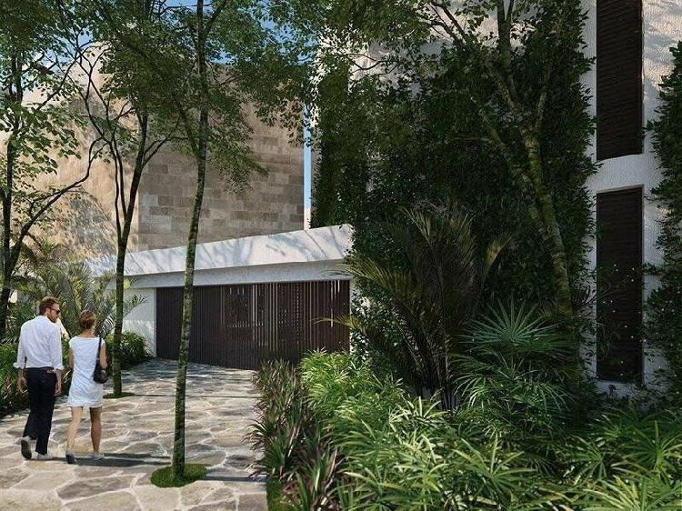Departamento en venta en tulum/riviera maya /