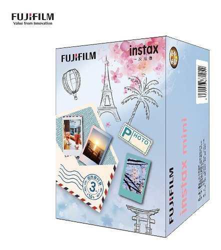 Fujifilm instax mini cámara instantáneo película foto pap