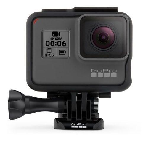 Gopro videocamara digital gopro hero 6 black edition