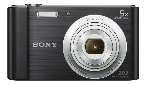 Kit cámara digital sony cyber-shot dsc-w800, tripie y sd