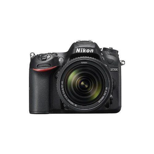 Nikon - d7200 cámara réflex digital con lente 18-140mm -