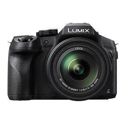 Panasonic lumix dmc-fz300 12.1 mp cámara digital de 4 k 24