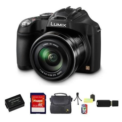 Panasonic lumix dmc-fz70 dmc-fz70k dmcfz70k cámara digital