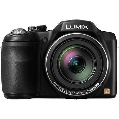 Panasonic lumix dmc-lz30 cámara digital nuevo