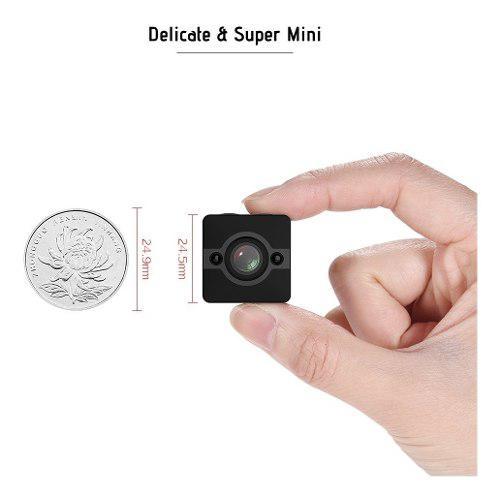 Sq12 1080p Hd Mini Sports Dv Camcorder Acción Cámara Con
